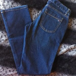 Like new! Tommy Hilfiger classic straight jeans